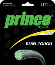 Prince Rebel Touch 18 Squash String Set - Authorized Dealer - Reg $10
