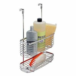 Axis Over the Cabinet 2Tier Kitchen Storage Basket Organizer for Aluminum Foil S