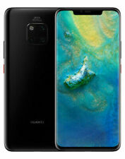 Huawei Mate 20 Pro LYA-L29 - 128Go - Noir (Désimlocké) - Hybrid SIM