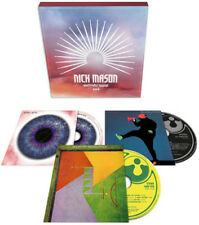 Nick Mason Unattended Luggage 3 CD Set - Release August 2018