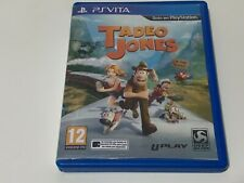 Juego TADEO JONES para PS VITA ESPAÑOL Rare game - playable in English