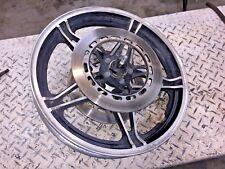 "Honda CB750C 18"" Front Wheel, Disc, Axle CB900 CB750K CB650 CB700"