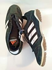 d1f688264214 Vintage 1997 NWT Adidas Nova 070868 Black Gum Dead Stock Sz 7 Running Shoes  90s