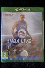 XBOX ONE : NBA LIVE 16 - Nuovo, risigillato, ITA ! Fai il tuo gioco !