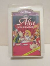 DISNEY McDONALD'S 1995 MASTERPIECE COLLECTION VIDEO TOY ALICE IN WONDERLAND FIG