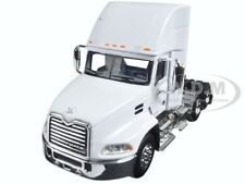 MACK PINNACLE DAY CAB WHITE W/ AIR FOIL 1/64 DIECAST MODEL BY FIRST GEAR 60-0337