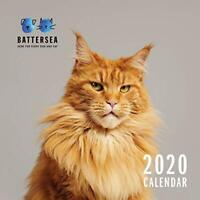 Battersea Dogs & Cats 2020 Square Family Wall Calendar