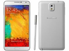 Samsung Galaxy Note 3 SM-N9005 32GB 13MP Android Smartphone White Unlocked ~~