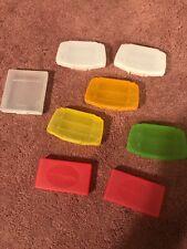 Mad Catz GBA Cases lot 5 Game Boy Advance Nintendo Bonus Nintendo DS & GB Color