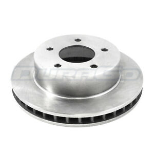 Disc Brake Rotor Front Auto Extra AX55015