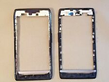 New Motorola OEM Faceplate Front Bezel Frame for DROID RAZR XT910 XT912 - BLACK