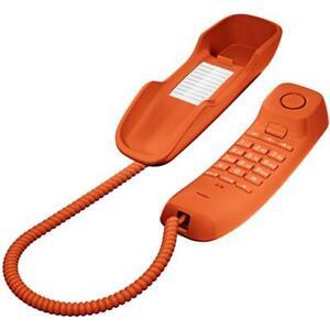Phone Siemens Gigaset DA210 Orange Gondola New