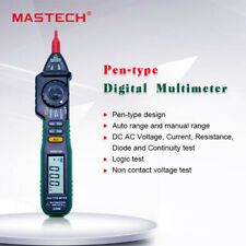 Ms8212a Pen Type Digital Multimeter Acdc Voltage Current Tester Diode Detector