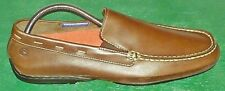 ROCKPORT  Brown Leather / Suede Casual Loafer  10.5M       FREE Shipping !!