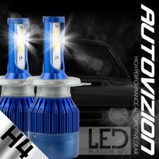 AUTOVIZION LED HID Headlight kit H4 9003 White for 1992-1993 Mercedes-Benz 300SD