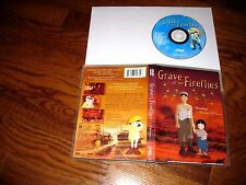 Grave of the Fireflies: Isao Takahata] DVD] LN Disc; Jap/Eng,Storyboards, OOP