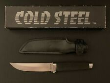 "COLD STEEL INC. 1980's 8"" Survival Knife Made in Japan"