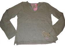 s. Oliver tolles Langarm Shirt Gr. 146 / 152 grün !!