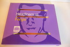 HEADLINERS:03 . MIXED BY FERGIE . 2CD MINISTRY OF SOUND.