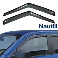 2pcs For S10/Sonoma/Hombre/Blazer/Jimmy Sun Rain Guard Vent Shade Window Visors