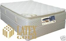 SINGLE Maidston Ultra Comfort Latex Pillow Top Mattress