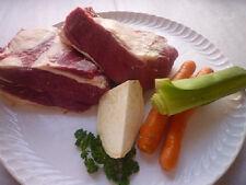 (10,90€/kg) 1 Kg Suppenfleisch von der Brust vom Limousin/Charolais Jungbullen