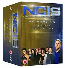 "NCIS Complete Series Seasons 1, 2, 3, 4, 5, 6, 7 & 8 DVD Box Set ""Clearance"""