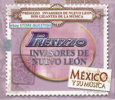 Presizzo y Los Invasores De Nuevo Leon Mexico y su Musica Box set 3CD New Nuevo