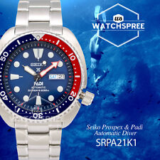 Seiko Prospex and PADI Air Diver Special Edition Watch SRPA21K1 AU FAST & FREE