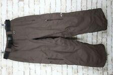 Oakley Brown Trousers size M No.O352 30/4