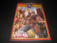 FREE COMIC BOOK DAY 2017 SECRET EMPIRE / PETER PARKER: THE SPECTACULAR SPIDER-MA
