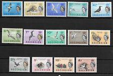 More details for ascension islands 1983  birds set of 14 , 1d - £1 mint nh