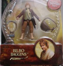 "NEW MIP The Hobbit 3.75"" figurine Bilbo Baggins.  Ages 4+"