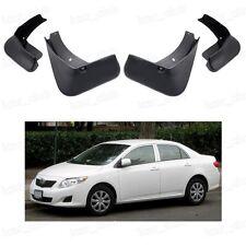 4Pcs Mud Flaps Splash Guard Fender Mudguard for Toyota Corolla 2007-2013