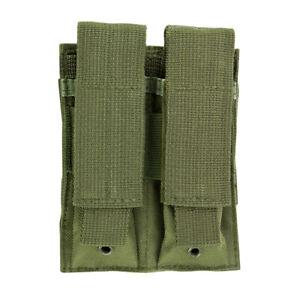 Ncstar Vism Double Stack Nylon Pistol Magazine Pouch Green CVP2P2931G