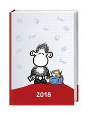 Minions 17-Monatskalenderbuch - Kalender 2018: 17 Monate von August 2017 ... /3