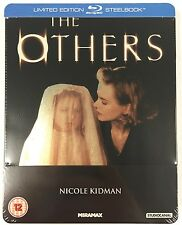 The Others Steelbook - UK Exclusive Very Limited Edition Blu-Ray *Region B**