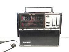 Radio de onda corta vintage