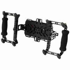"""Proaim Handy Camera Director Monitor Cage for 5"""" to 8"""" LCD Monitor Display"""