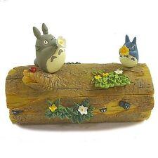 Studio Ghibli My Neighbor Totoro Dunny Bunny Flower Jewelry Box  New