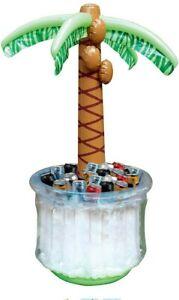 "JOYIN 60"" Inflatable Palm Tree Cooler, Beach Theme Party Decor, Party Supplies"