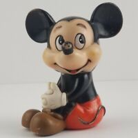 Mickey Mouse Bank Vintage Walt Disney Productions Made In Korea