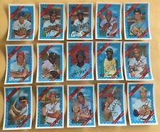 1972 Kelloggs Baseball Trading Card NEAR Set EX+
