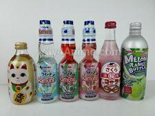 NOVELTY DRINKS from Japan Marble Soda Sakura Cherry Blossom Cola ramune Anime