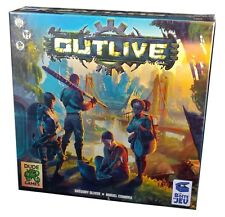 Dude Games, Outlive, Jeu de Plateau, Version Francaise, Neuf