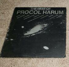 PROCOL HARUM - THE BEST OF PROCOL HARUM  LP VINYL RECORD ALBUM