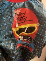 Richard Petty Ty-Breakers Dupont STP L Jacket USA Vintage Nascar Rare