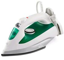 BRAND NEW!! Rival Electric Full Size Iron Travel Dry Steam Compact Variable Temp