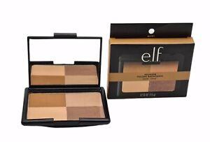 Elf BRONZER POUDRE BRONZANTE 15G Soft Shimmering Powder Tan Like Bronze New
