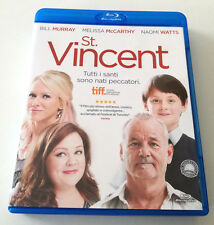 ST.VINCENT (2014) BLU-RAY FILM B.MURRAY ITALIANO OTTIMO SPED GRATIS SU +ACQUISTI